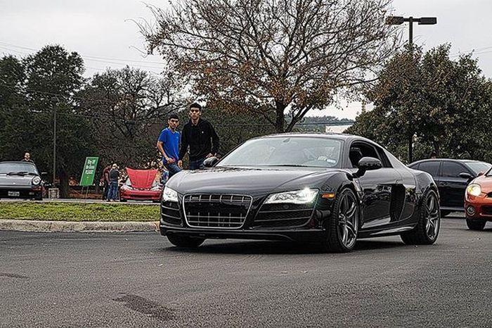 Audi R8. Audi R8 Audir8 Satx Carsandcoffee