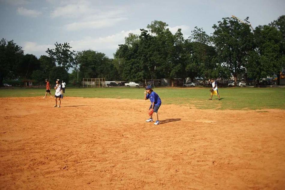 Softball Firstbase