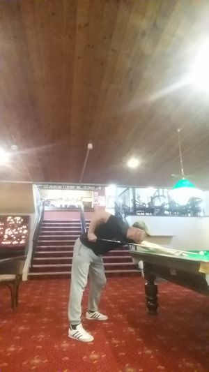 Snooker Table Snooker 👀 Selfie ✌ JustMe Just Chillin' Gametime Rack Em Up Cheeky Selfie Snooker_hall