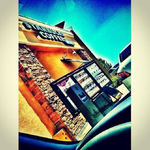 Some Starbucks after church SoundsBomb ... DriveThru CaliLivin StarbucksCaramelFratOffToLunch