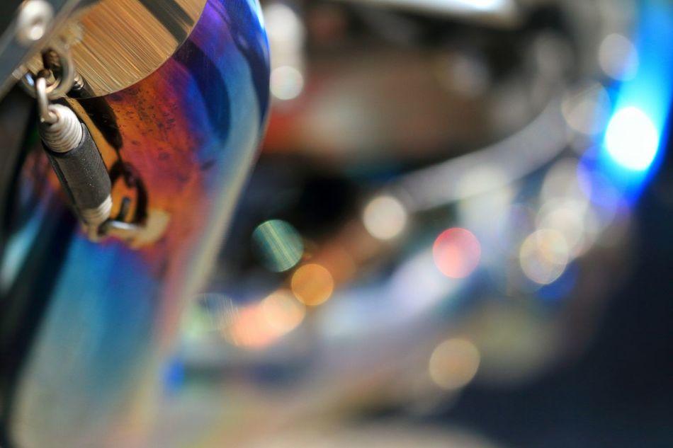 チタンマフラーが、いい感じで焼けてる♪٩(๑>∀<๑)۶ Titanium Exhaust Pipe 玉ボケ部 Bokeh Bokeh Photography Bike Hanging Out Taking Photos バイク Bikes Supercharger Hello World Japan Photography Japanese  EyeEm Hello EyeEm Gallery H2R EyeEm Best Shots EyeEmBestPics Eyeemphotography Taking Pictures EyeEm The Best Shots Taking Photos Hello World