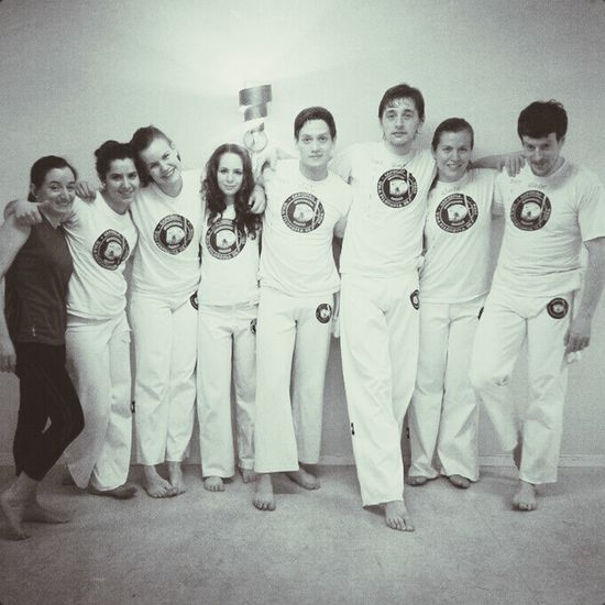 My Capoeira group! Capoeira Capoeira Time