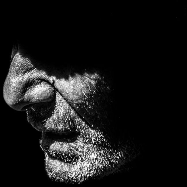 Anonymous portrait... Portrait B&W Portrait RePicture Ageing The Human Condition EyeEmbnw EyeEm Best Shots - Black + White Bw_portraits Streetphoto_bw Street Portrait EyeEm Best Shots Bw_collection Blackandwhite Streetphotography