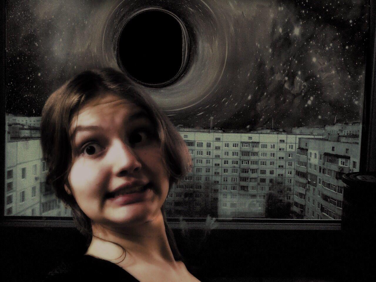 Interstellar Blackhole Apocalypse Makingfun Pixlr