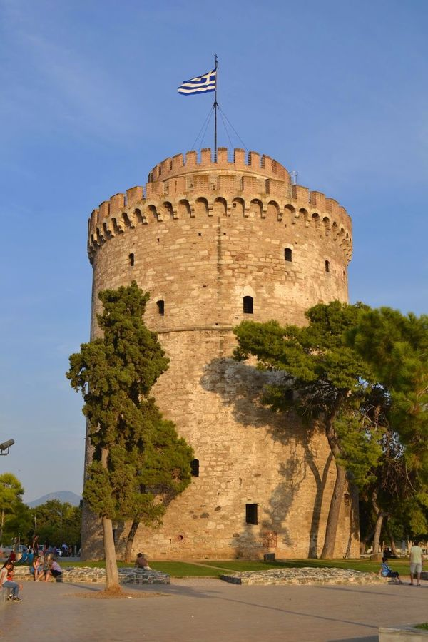 Thesaloniki White Tower Of Thessaloniki Showcase July Hidden Gem The City Light