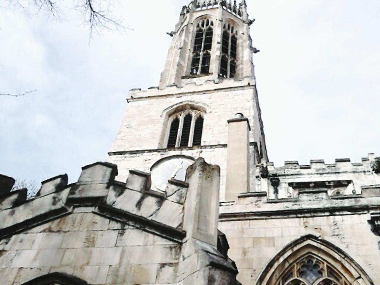 Y Ork katedra
