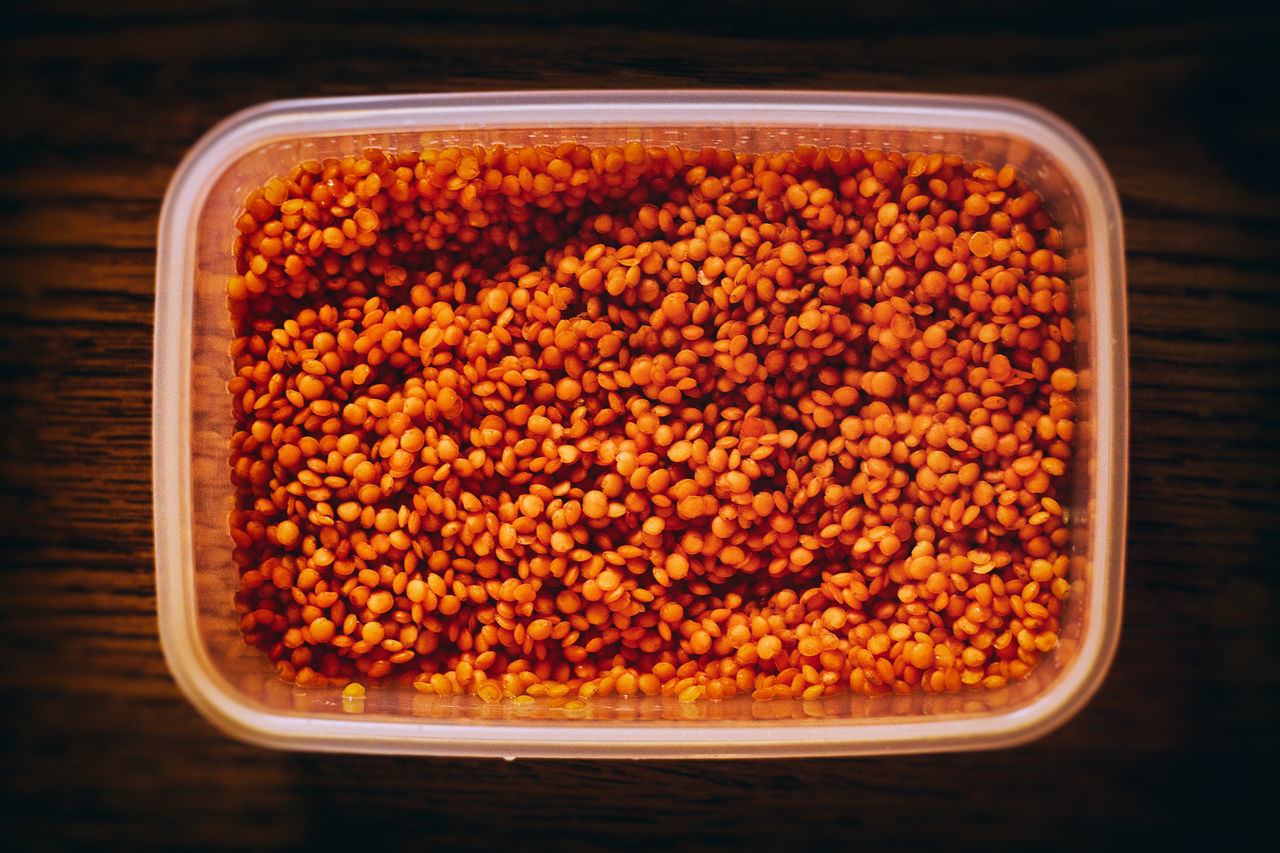 20170408 - RedLentil Close-up Day Diet Dietfood Directly Above Food Food And Drink Freshness Healthy Healthy Eating Healthy Food High Angle View Indoors  Lentils No People Ready-to-eat Vegetable Vegetarian Vegetarian Food