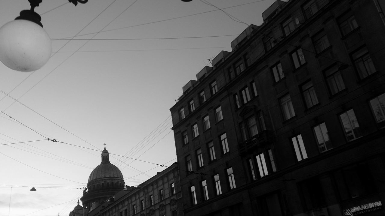 B&w Street Photography Sony Xperia Zr Mobilephotography Mobile Photography No People Streetphoto_bw Street Street Photography Street Light Saint Isaac's Cathedral My Best Photo 2015