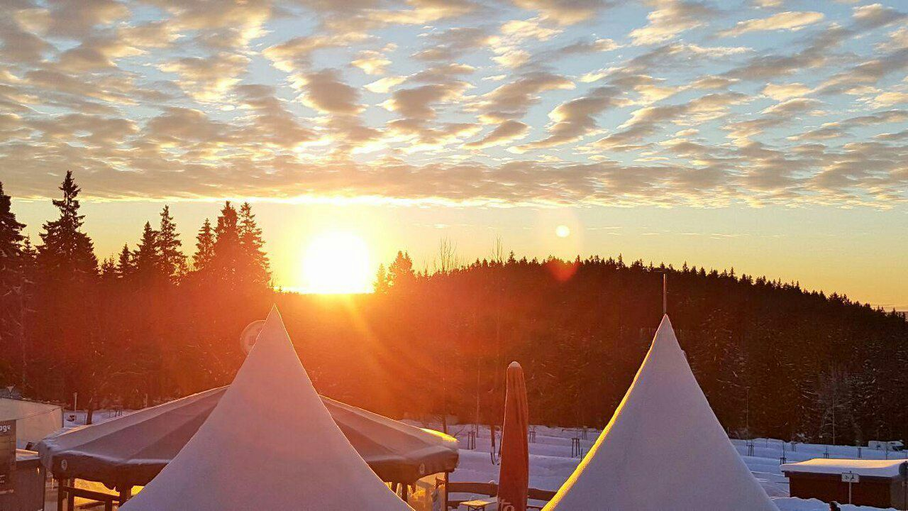 Sunset Cloud - Sky Sky Nature Outdoors Cold Temperature Harz Im Winter Germany🇩🇪 Snow Sunlight Landscape GERMANY🇩🇪DEUTSCHERLAND@ Wintertime Harzmountains Winter Braunlage Harz Bilder Beauty In Nature