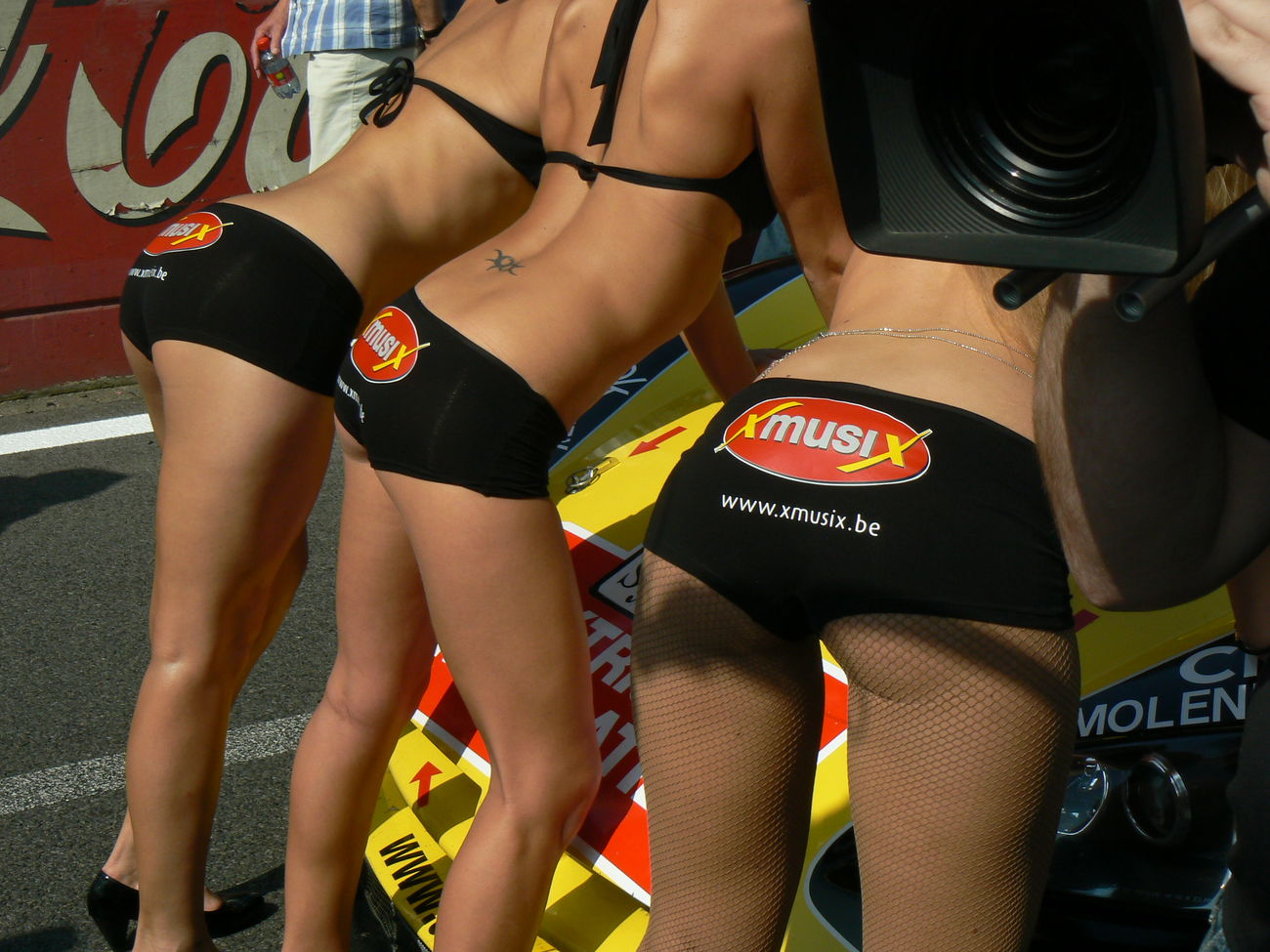 Adult Adults Only Competition Day Human Leg Low Section Only Women Outdoors People Sport The Drive Zolder Circuit The Drive.