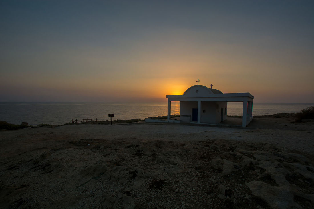 Sea caves near Cape Greko. Mediterranean Sea,Cyprus Coastline Cyprus Mediteranian Coast Sea Sea And Sky Summer