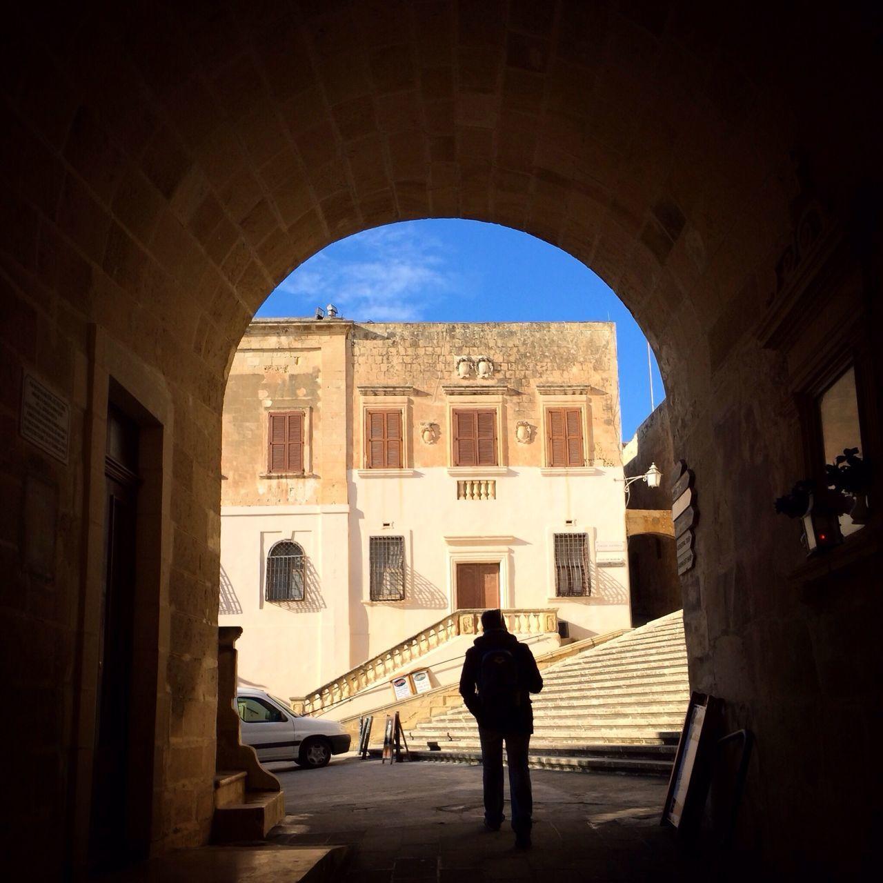 The Citadel, Gozo NEM Submissions NEM Architecture NEM Street AMPt - Street
