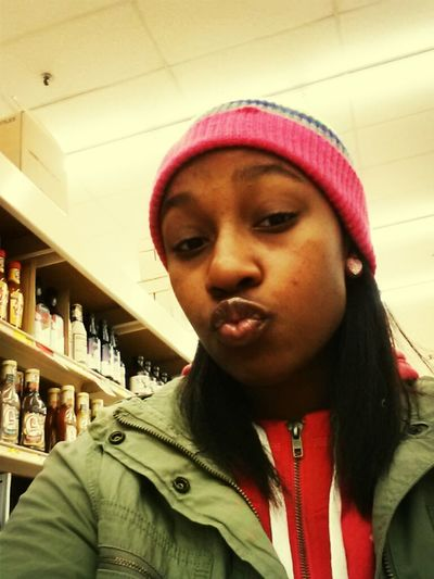 At The Store ..