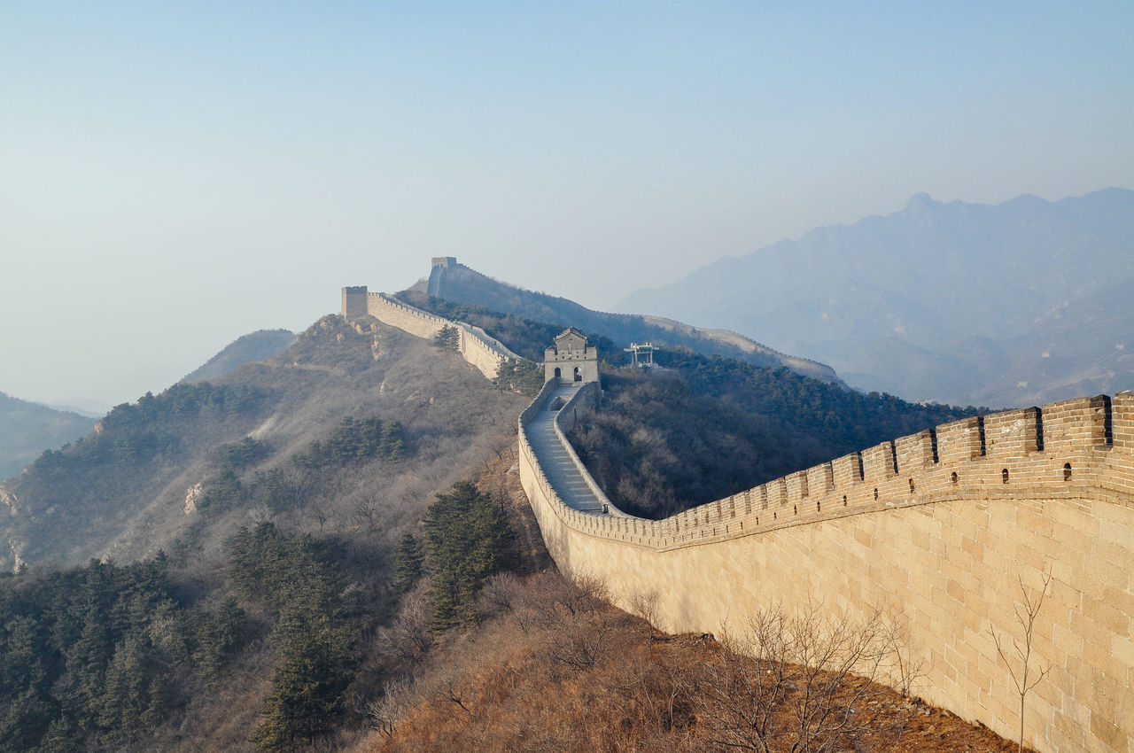 Beautiful stock photos of china, Architecture, Beauty In Nature, Beijing, Built Structure