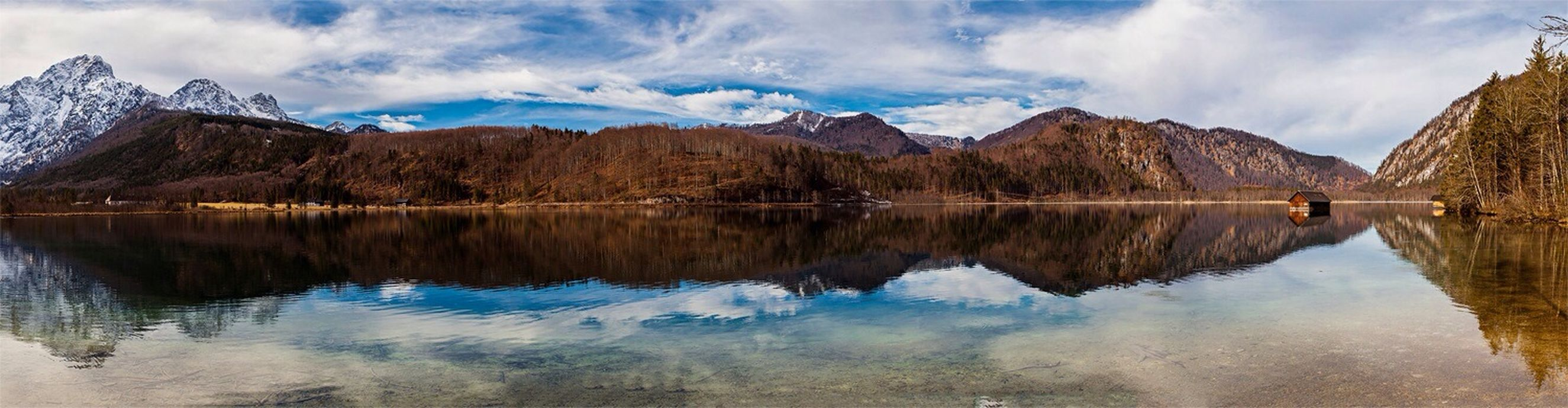 Panorama Landscape Photography Water