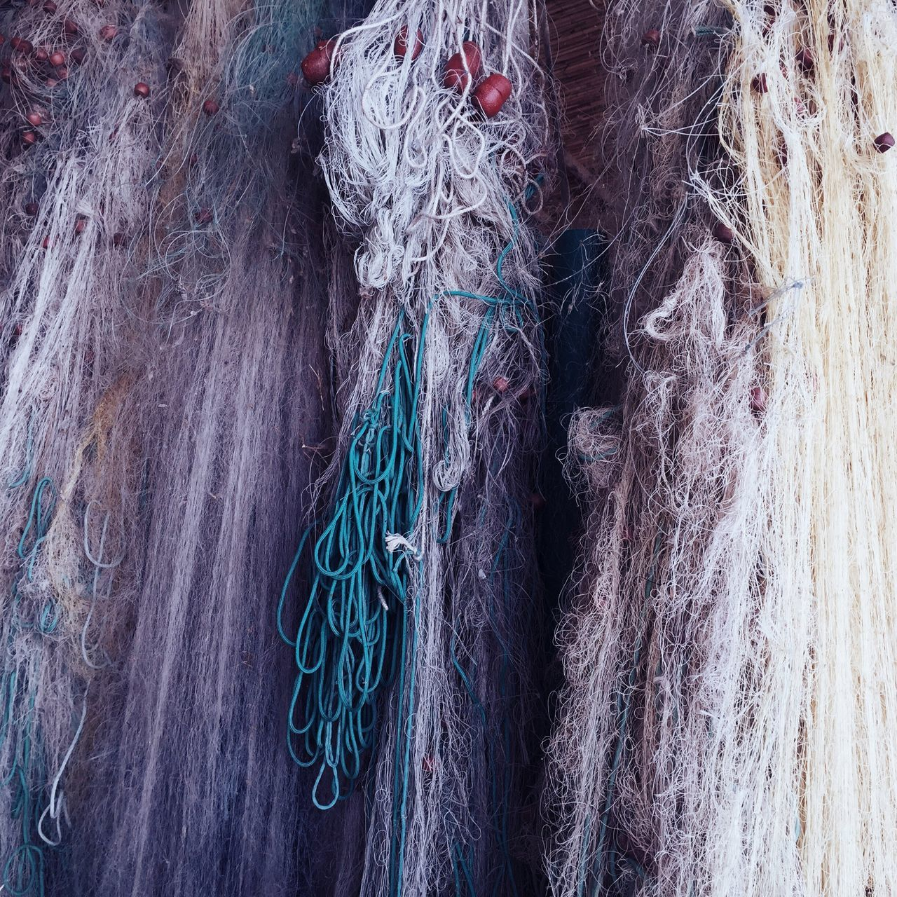 Beautifully Organized fishing nets, by Claudia Ioan Close-up No People Iphone6 Mobile Photography Outdoors Fishing Fishing Net Umbria Lake Trasimeno IPhoneography