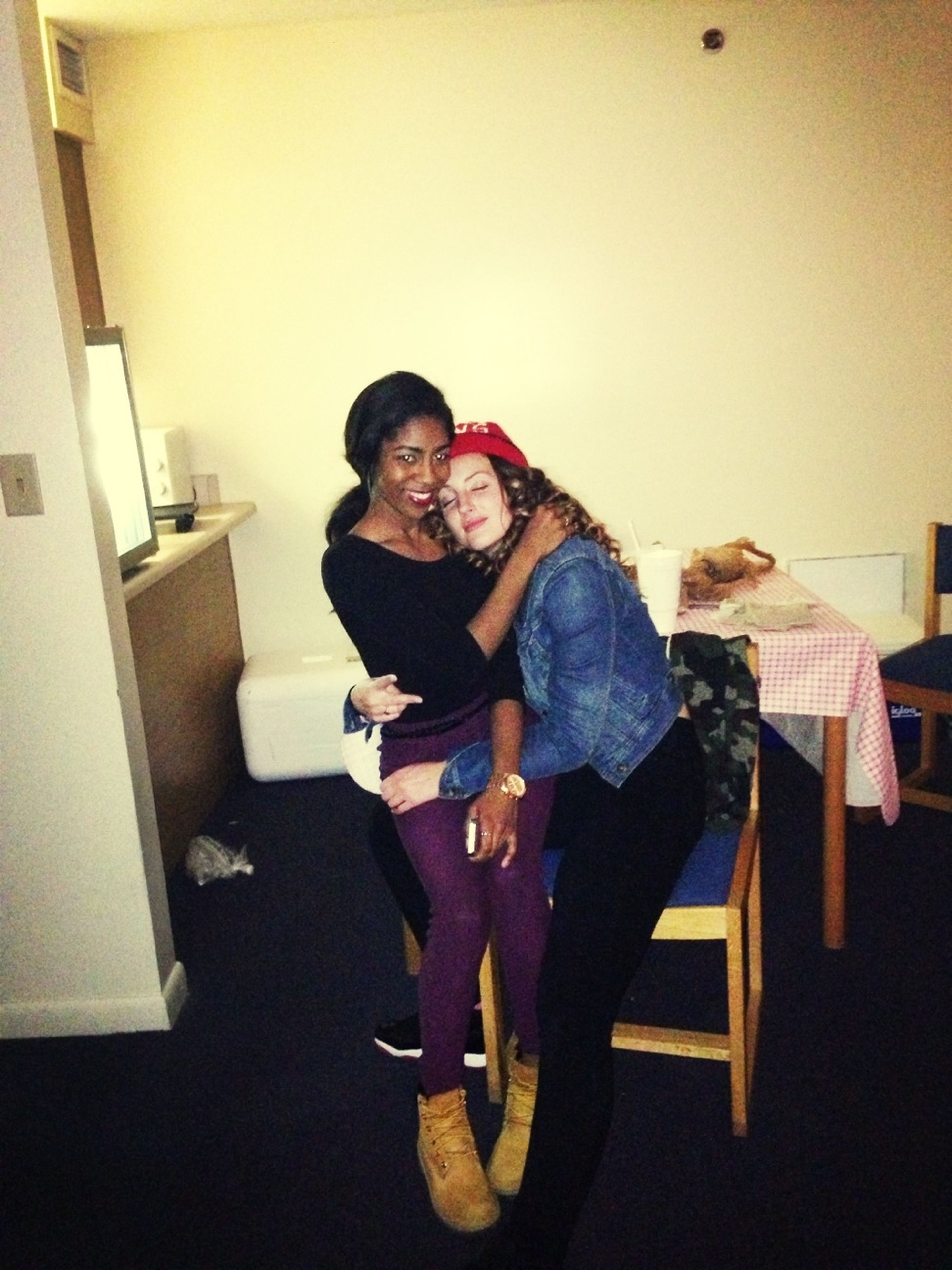 This Is Just The Cutest Thing Ever.. Me And My Baby Amb