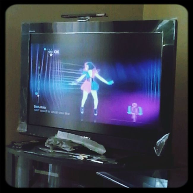and i miss playing with you Justdance Disturbia Fitness Training