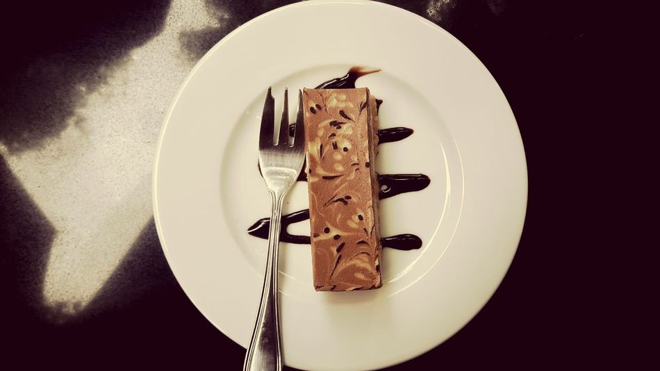 BrownieCake Sweetie Highlandcoffee  Vietnam