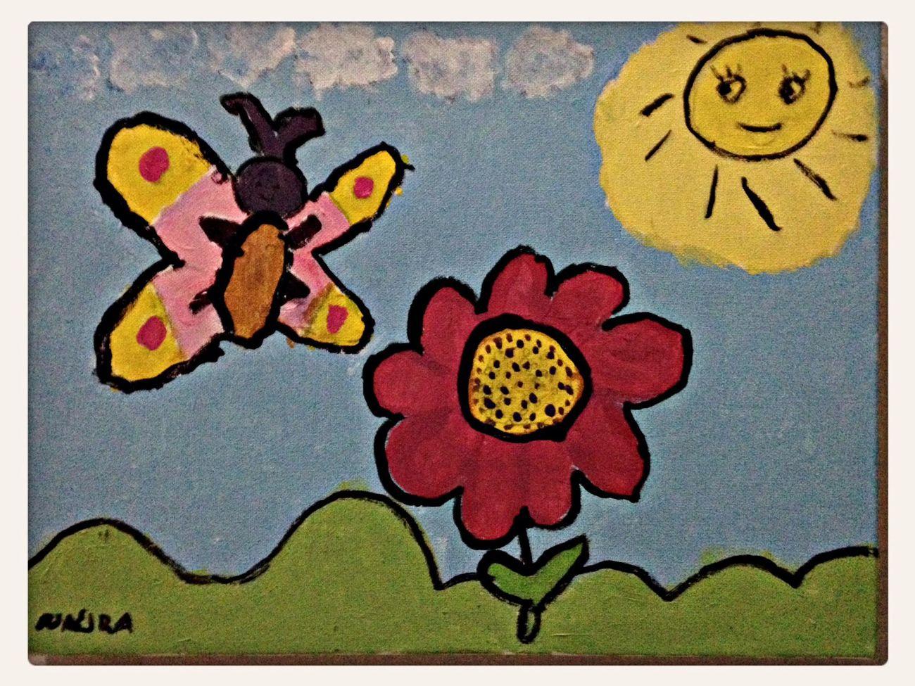 Naurania Kids' Artwork Hadiprana Arylic