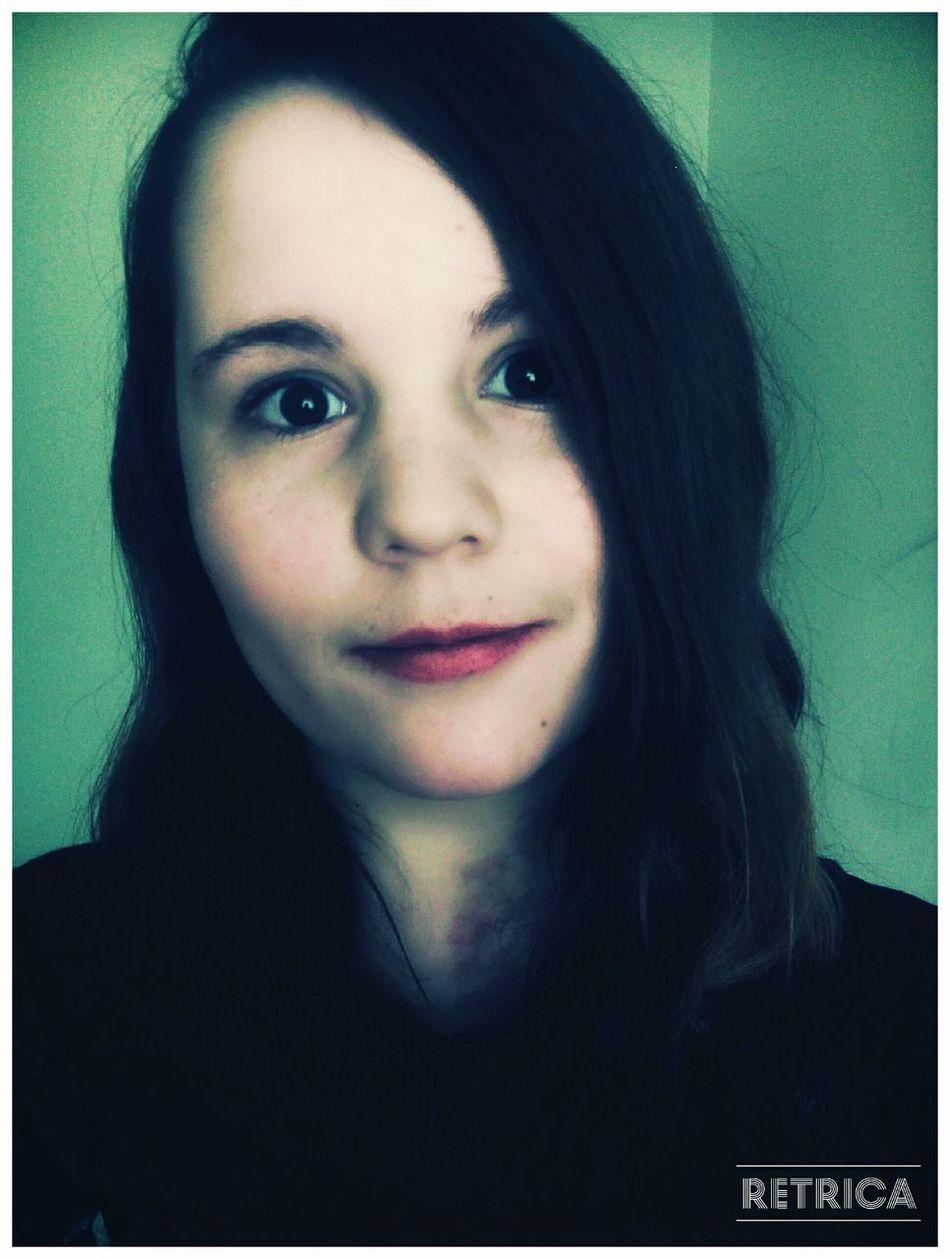 Hi! That's Me Selfie Make Up Lipstick Retrica Smile