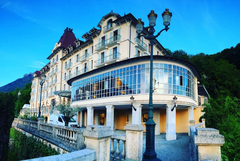 Menthon Annecy, France Annecylake Palace Luxe