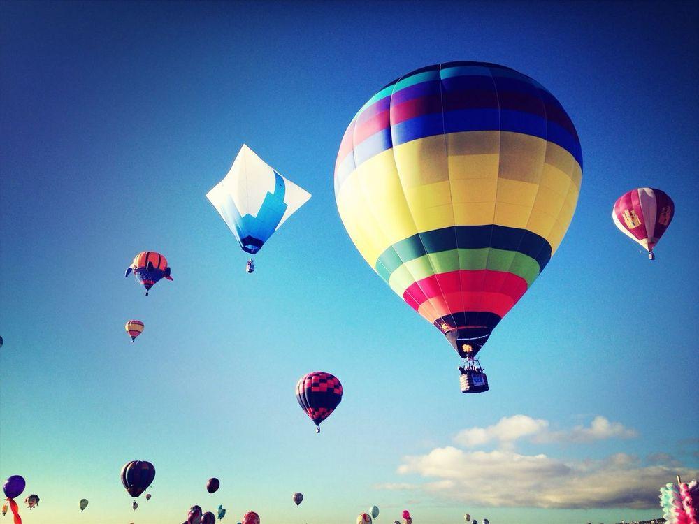 Ballons, balloons... I love balloons... Balloons