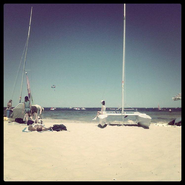 Beach Sun Goodday Carcans !
