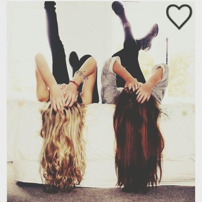 Best Friends♡:** N'♡! Bestfriend Sisterfromanothermother Kisskuss Photooftheday