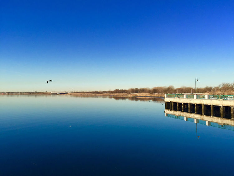 Check This Out Relaxing Taking A Break Taking Photos Reflection Reflection_collection Reflecting Water By The Pier Morning