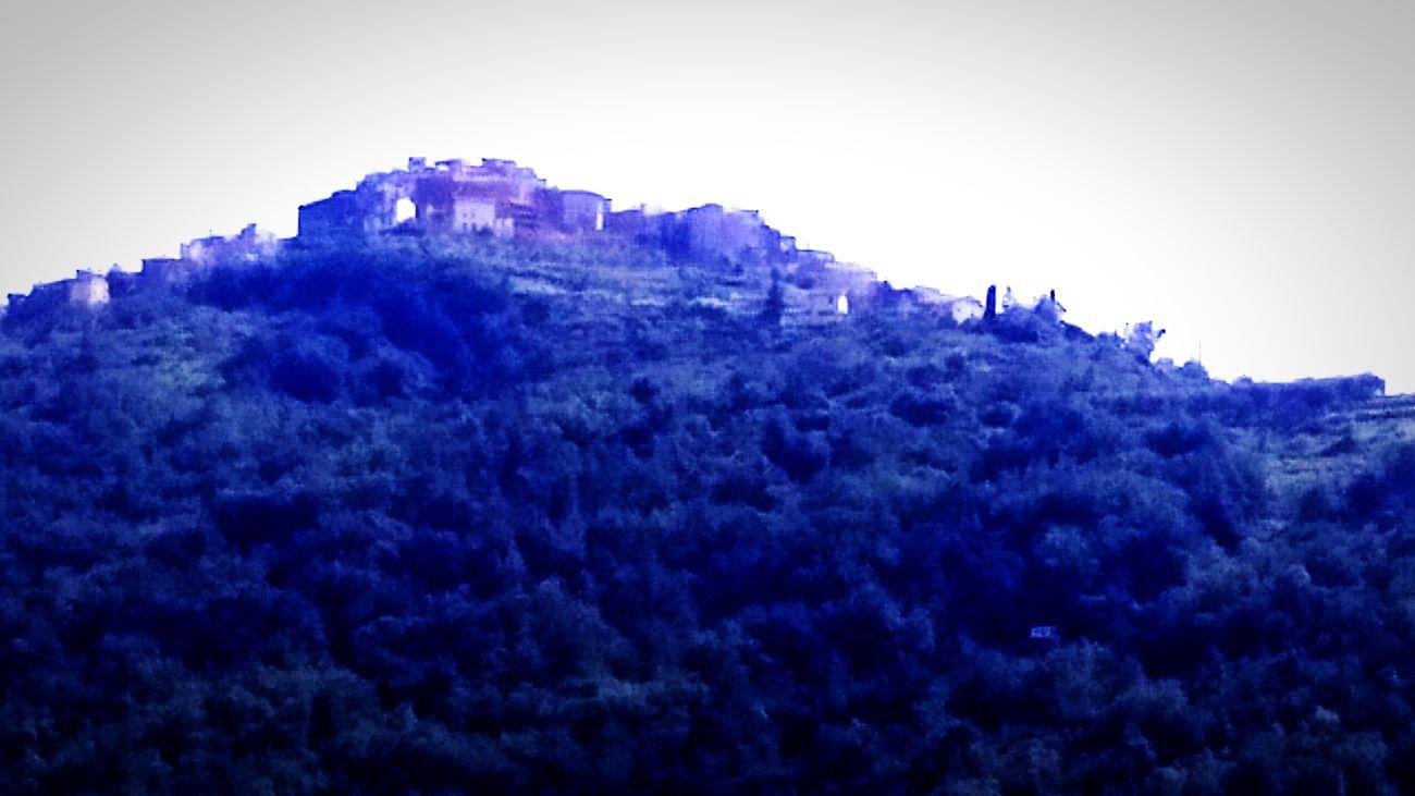 Ancient Village Old Village Borgo Antico Perinaldo Liguria - Riviera Di Ponente Val Verbone Medioeval Village Italian Riviera Riviera Dei Fiori Panorama