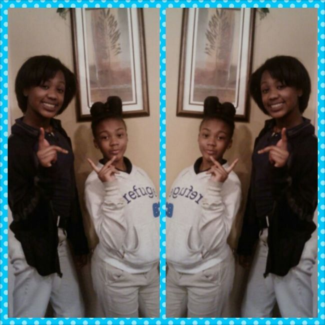 Me And Mi Babee !