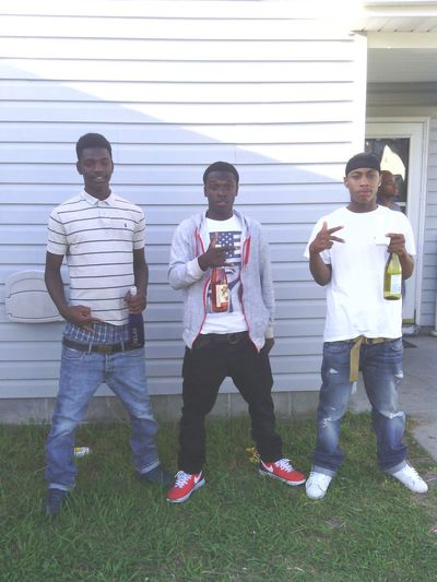 just me & my brothers