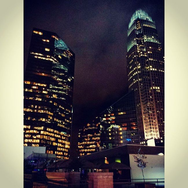 Charlotte Qc Queencity Epicenter Rooftop View outside Studiomoviegrill SMG saw Annabelle