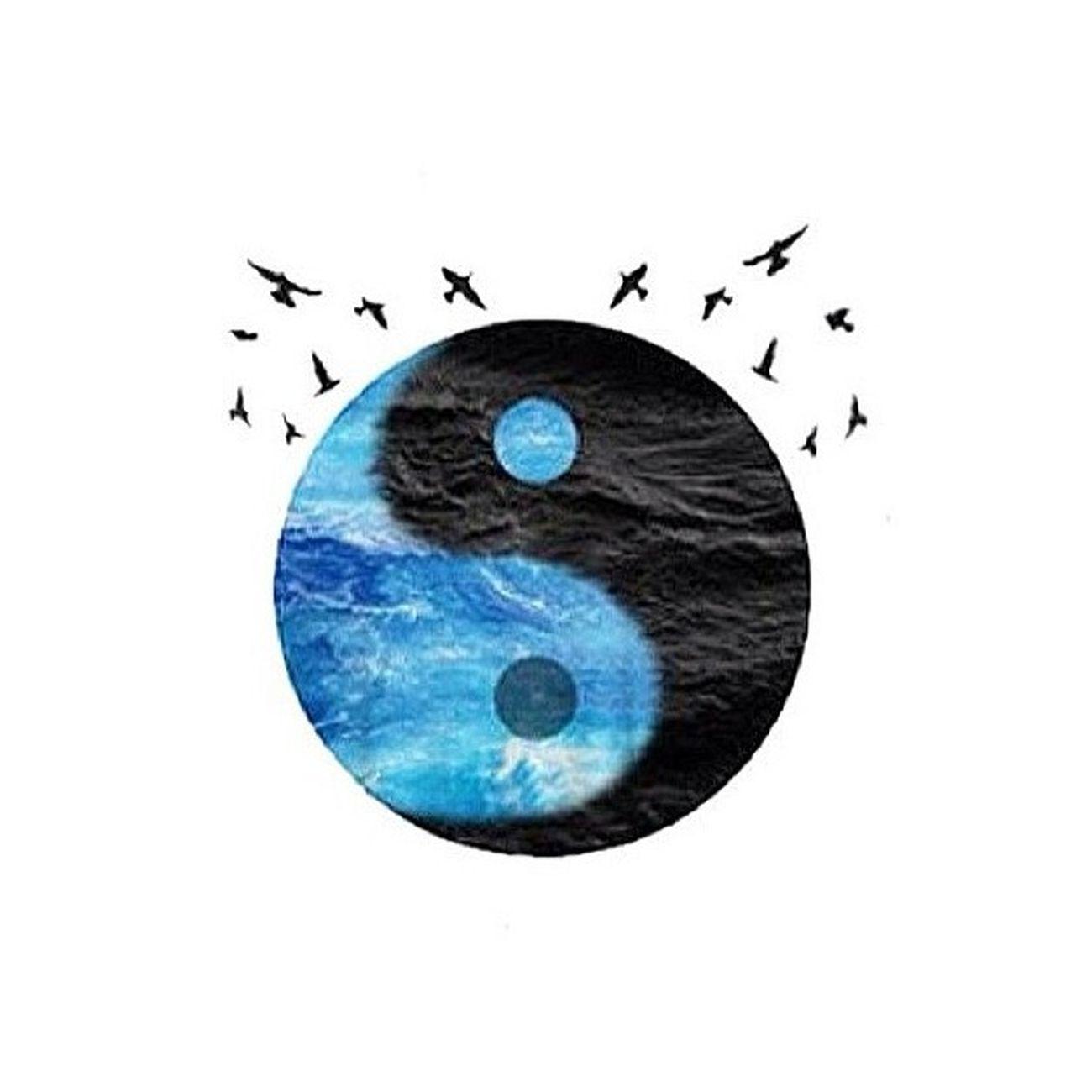 Ying Yang Inspirational Pics
