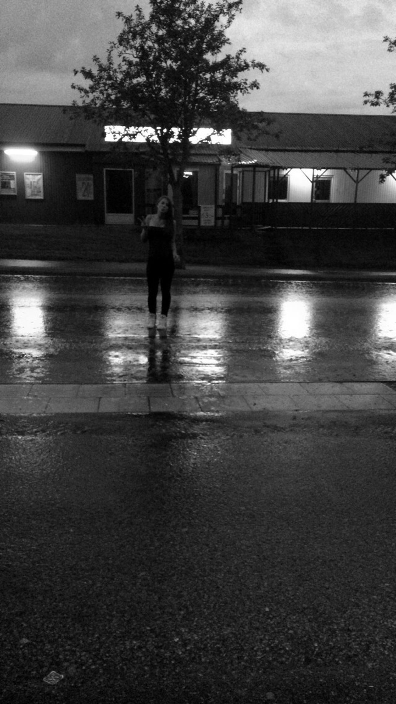 Singing In The Rain Dancing In The Rain