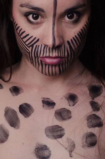 Under My Skin. Kayapo Tribute. First Eyeem Photo