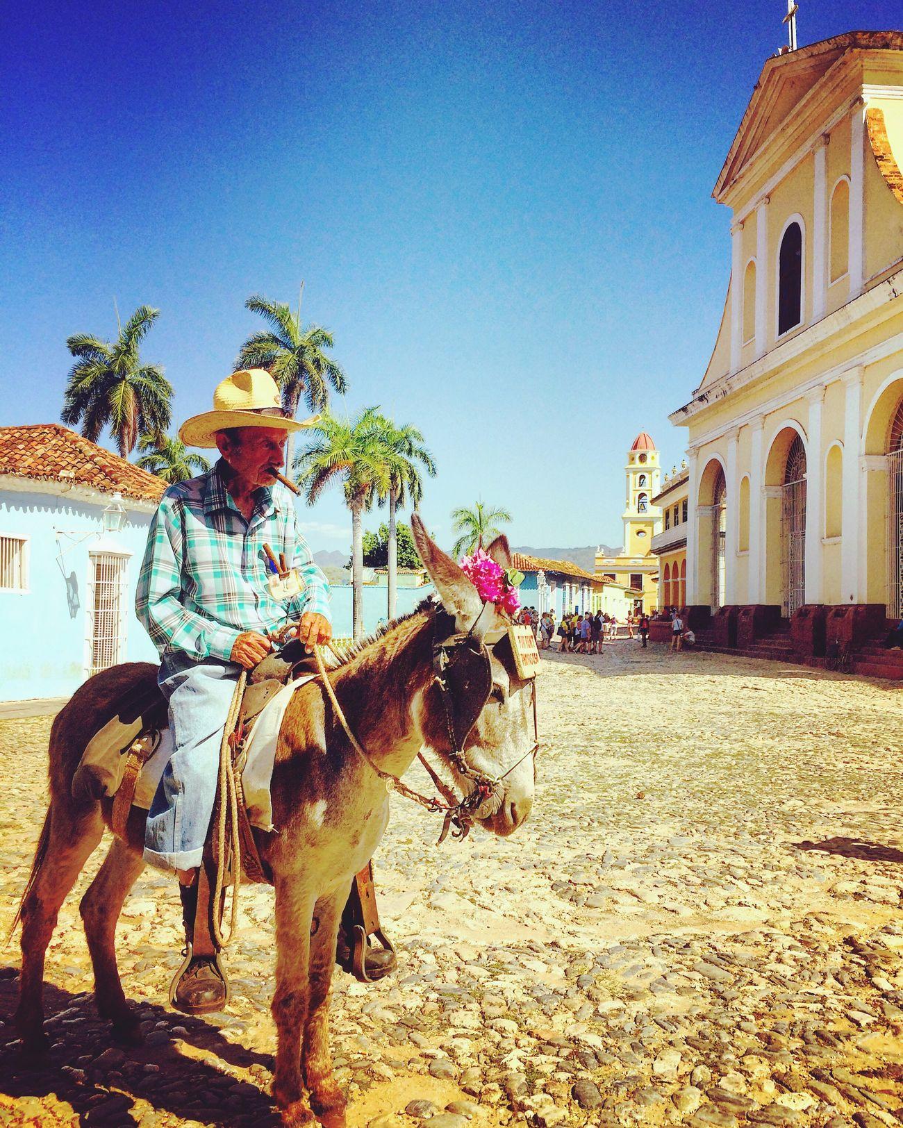 Feel The Journey Cuba Trinidad