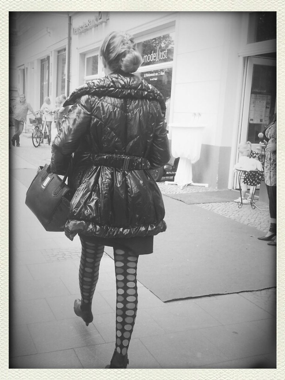If life is a catwalk, run like a dog. Walking Somewhere Fashion Facedown For Life