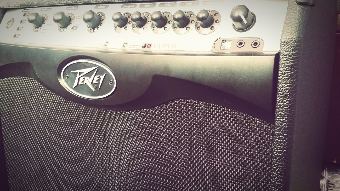 Peavey For Life☺ Music Amp