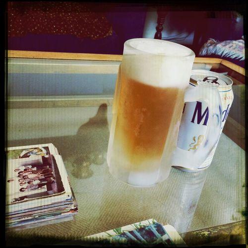 Beer & Memories Modelo Cheve Cerveza