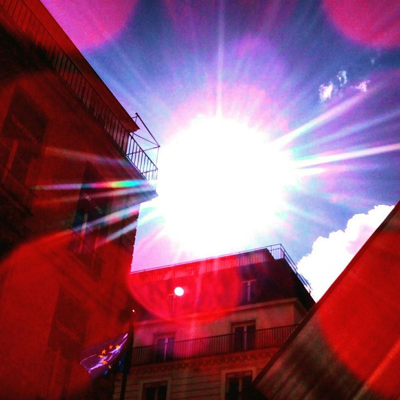 Sun Explosion Sun Sunrise Sunshine Sun_collection Sunny Sunny Day Sunlight Lensflare Paris