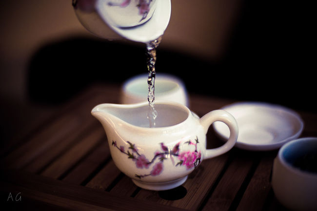 China Close-up Drink Flower Food And Drink Hot Drink No People Non-alcoholic Beverage Still Life Tea Tea Ceremony Tea Time