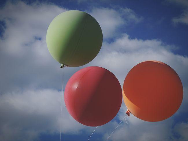 Sweden Stockholm Balloons Stockholm Pride Pride Östermalms Ip Showcase July Festival Season 2016 Juli Niklas TakeoverContrast Dramatic Angles
