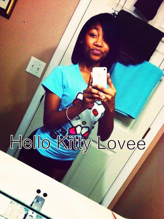 Lovee. Hello Kitty