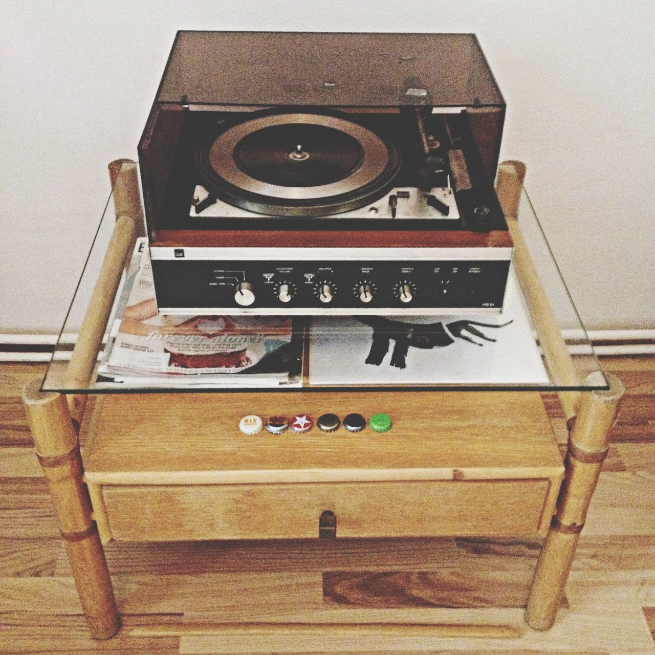 The newest addition to my room Record Player Vinyl Furniture Relaxing