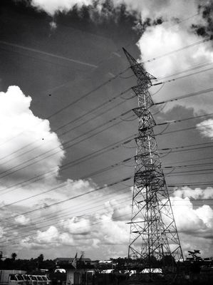 Power Lines by eXindefinable