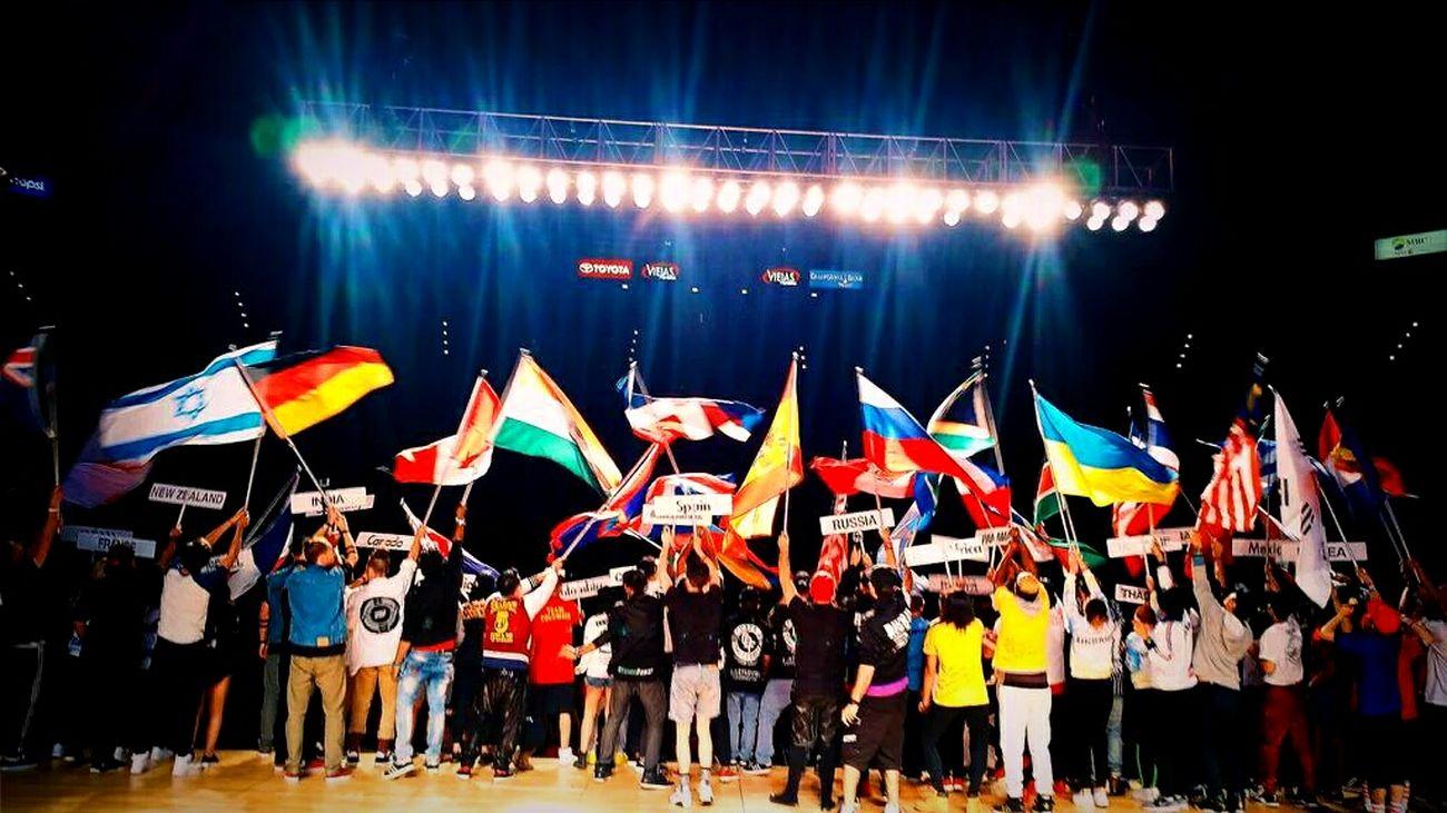 Hip Hop International World Championship 2015 HHI2015