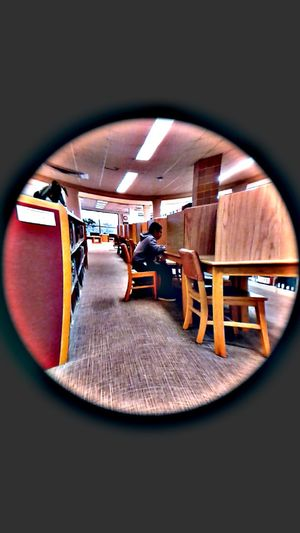 Learning is the key📚🗝🗝 Fish-eye Lens Knowledge Is Power Architecture Books Library University Saint Leo Univeristy Tampa Florida Academic