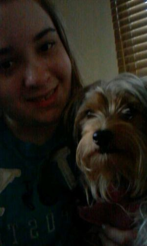 Hanging Out With My Pup